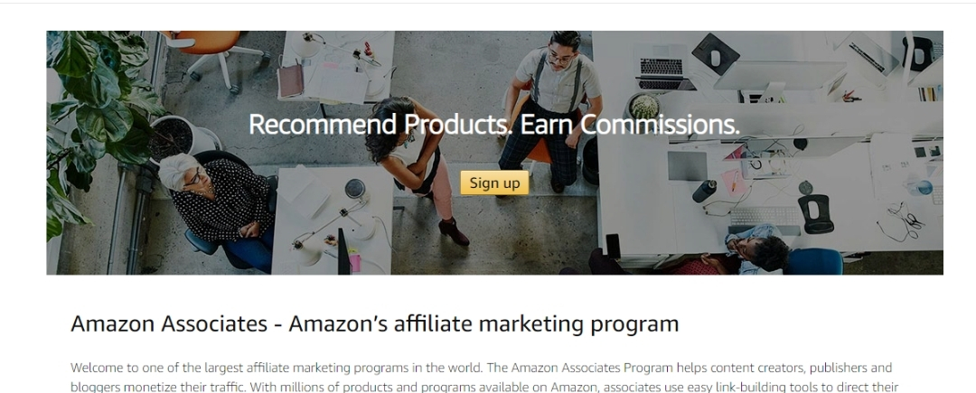 Best Easy to Join Affiliate Programs for Beginners