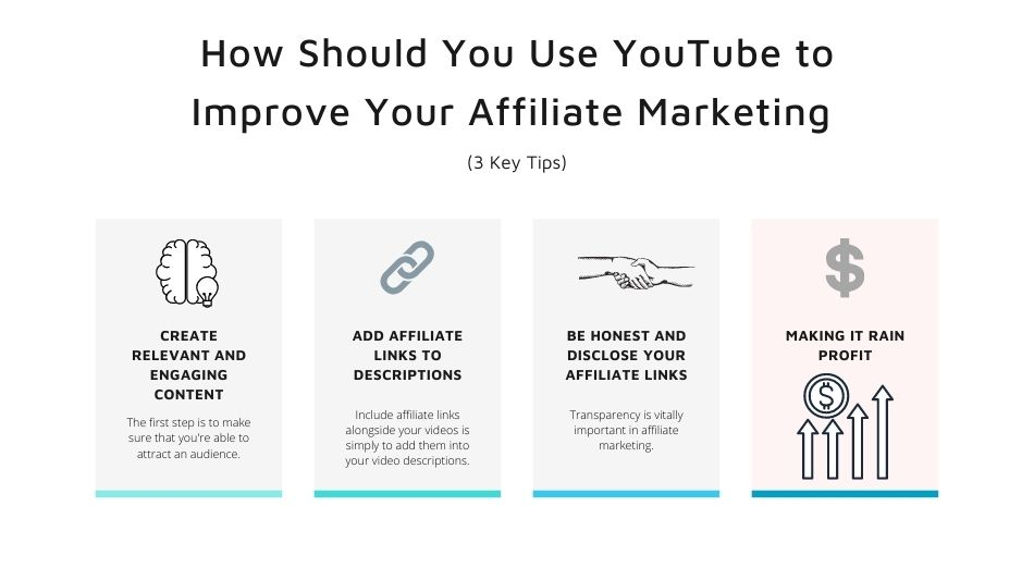 are affiliate links allowed on youtube
